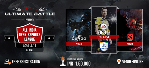 All India ESports League