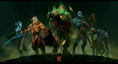 DOTA 2 5v5 Tournament Free January 2018