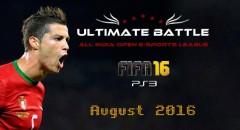 All India FIFA 16 PS3 Open Tournament
