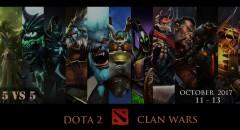 DOTA 2 Online Tournament October 2017
