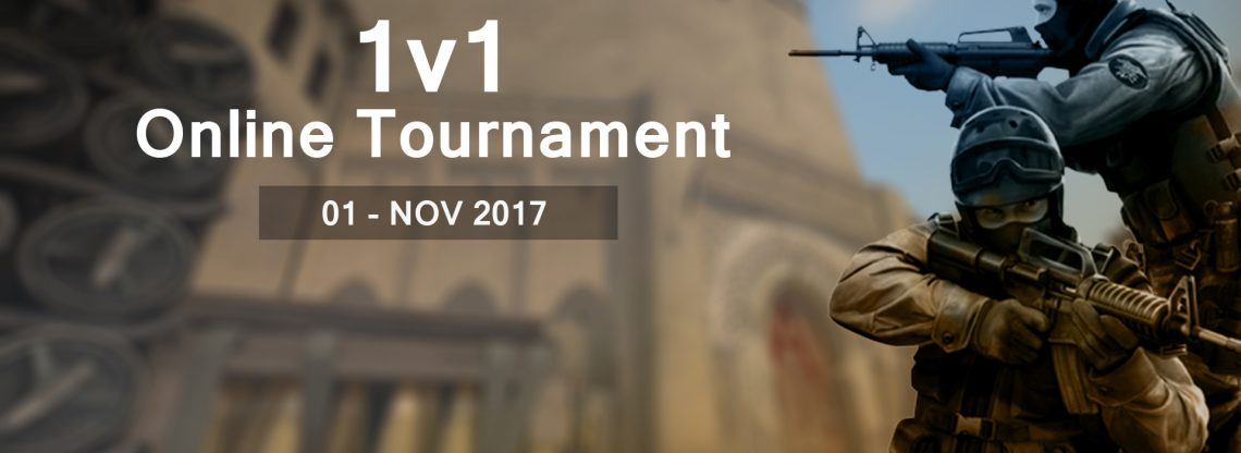 CSGO Online Gaming Tournament Free to Play