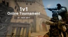 CSGO 1v1 Online Tournament November 2017