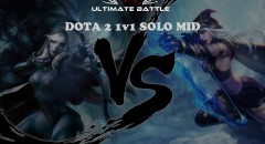 DOTA 2 1v1 Tournament (Free) January 2018
