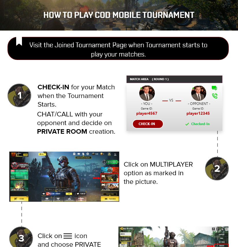 cod mobile how to play